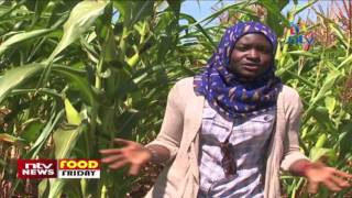 Drought in Kenya - Food Friday