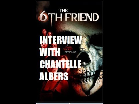 Darnell Weeks Podcast Interviews Chantelle Albers from The 6th Friend