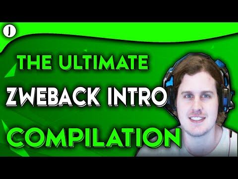 THE ULTIMATE ZWEBACK INTRO COMPILATION - JANUARY - JULY