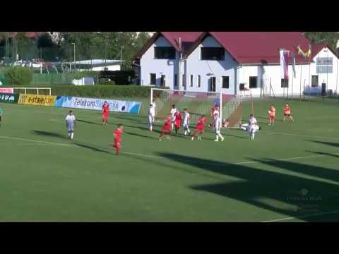 5. krog: Aluminij - Krško 3:0; Prva liga Telekom Slovenije 2016/17