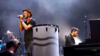 OneRepublic - What A Wonderful World ( Cover) - São Paulo 20/09/2015
