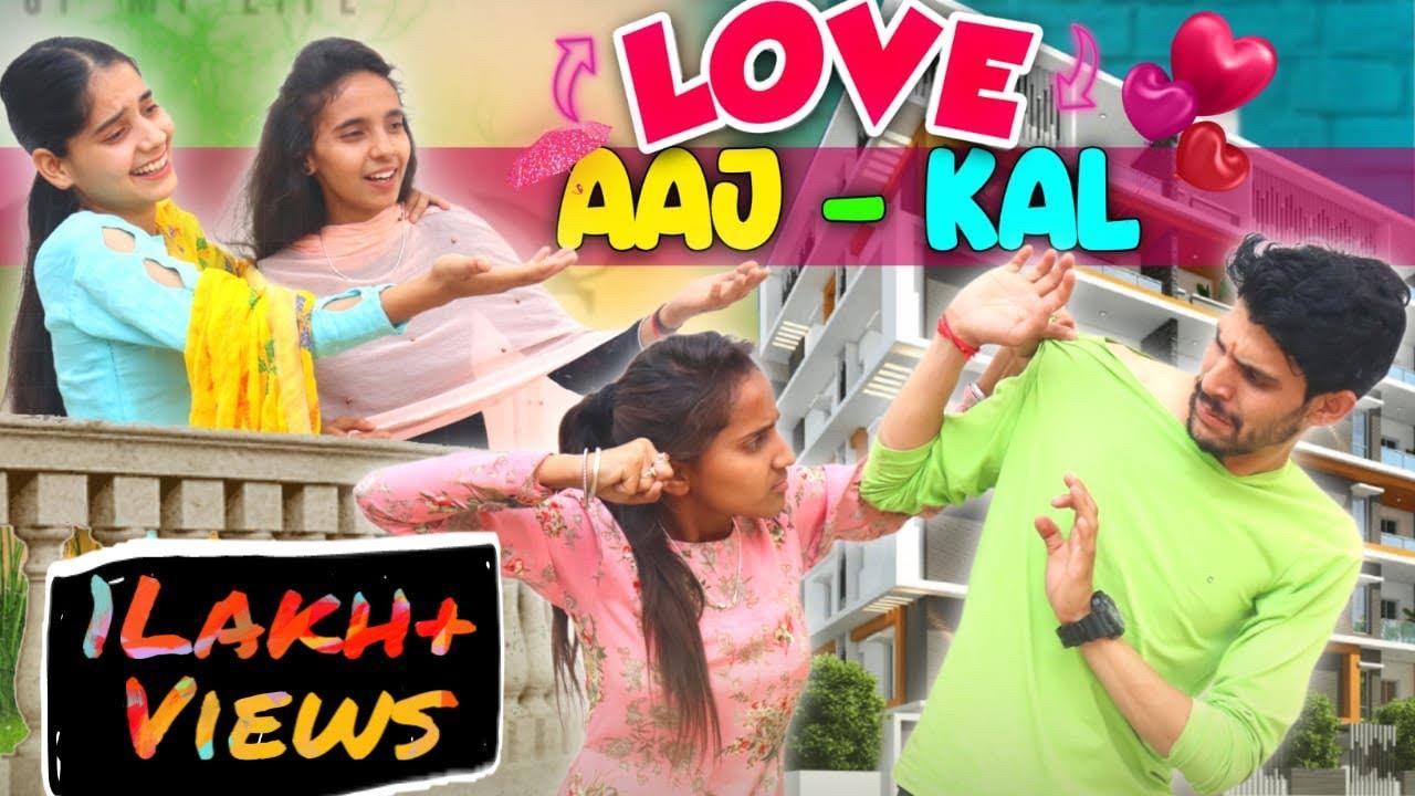 Love Aaj Kal ? | Kangra Girls | Comedy Video | Funny Himachali Pahari Video | Team Kangra Girls