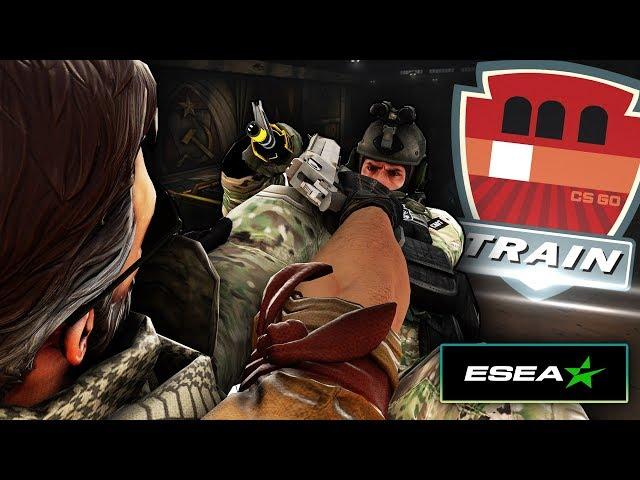 ROAD TO RANK S | TRAIN 🚆 | ¡EL COMEBACK CRÍTICO! | ESEA✅