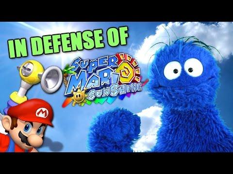 In Defense Of Super Mario Sunshine