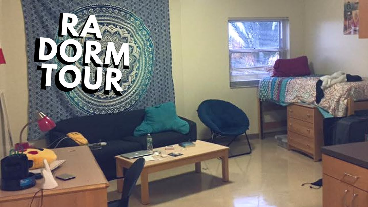 Dorm Room Tour Youtube