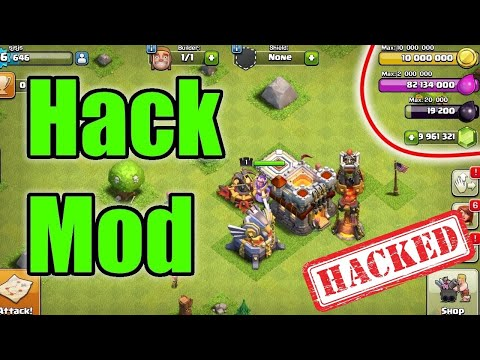 Clash Of Clans - New 2018 Hack IOS & Android