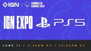 PS5 Reveal Event Livestream | Summer of Gaming 2020