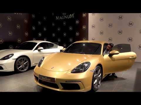 Porsche Sahipleriyle Buluştu! / 2018 Magnum Edition Porsche