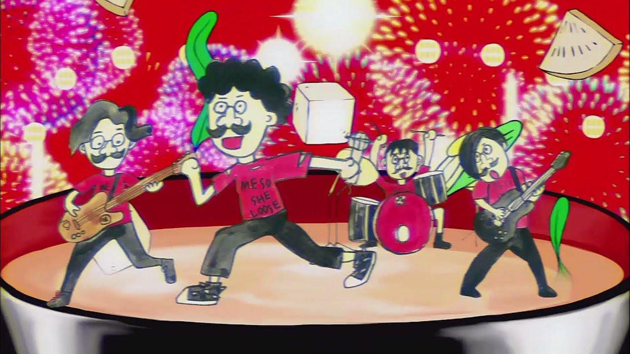 味噌汁's MV「TENDON」