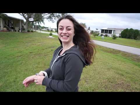 Winter Fishing In FLORIDA ~ Port St. Lucie Bass Fishing