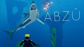 ABZU Gameplay Part 1 - Exploring The Deep Ocean! - Journey Meets The Sea - Let's Play ABZÛ Part 1