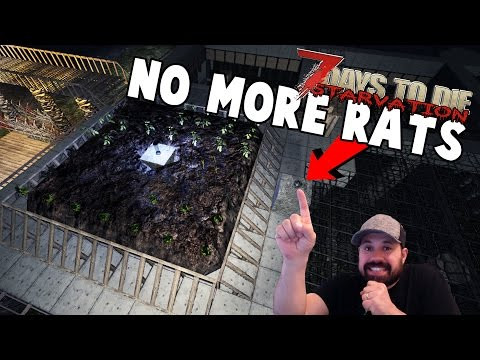 Ultrasonic Rodent Repeller Thingamajig | 7 Days To Die Starvation | E53