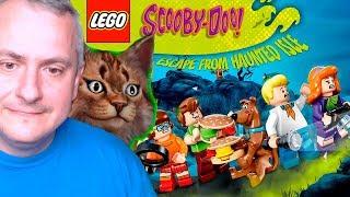 LEGO Scooby-Doo #1 Прохождение игры LEGO СКУБИ-ДУ. Канал Айка TV