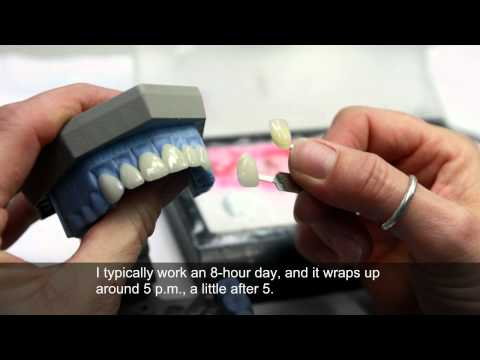 A Day-in-the-life Of A Dental Laboratory Technician