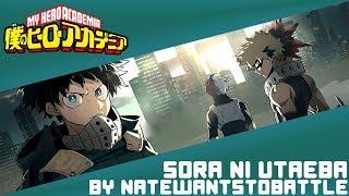 Boku no Hero Academia Opening 3 Sora ni Utaeba