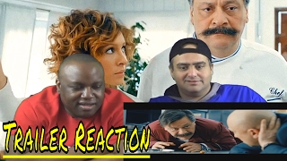 Кухня в Париже (Cooking in Paris) трейлер Reaction