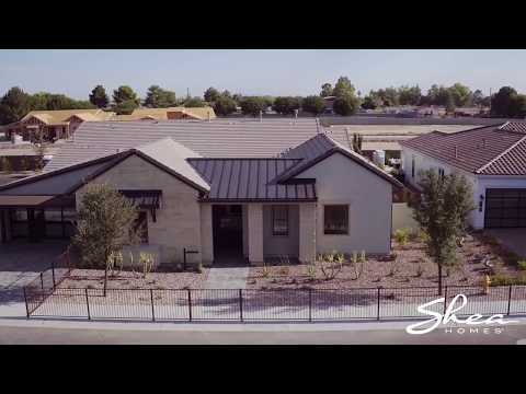 The Reserves at Val Vista - Gilbert, AZ | Residence 4 Plan