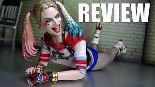 REVIEW HOT TOYS HARLEY QUINN ( SUICIDE SQUAD )