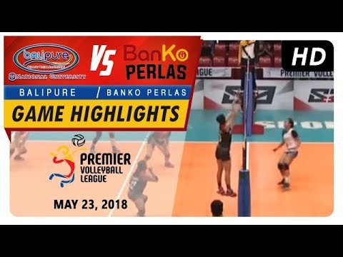 PVL RC Season 2 - WD: Water Defenders vs. Perlas Spikers | Game Highlights | May 23, 2018