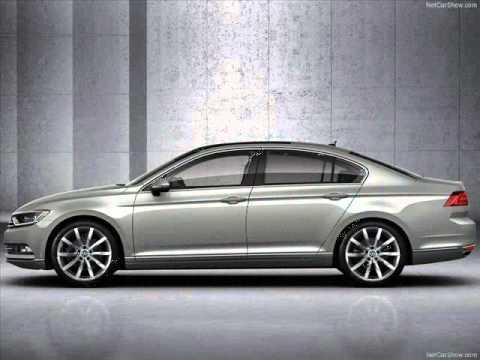 All New 2015 Volkswagen Passat