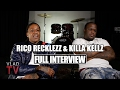 Rico Recklezz (Full Interview)