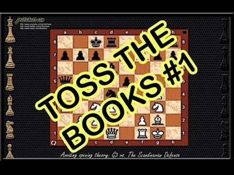 Avoiding Chess Opening Theory - G3 vs. The Scandinavian Defense