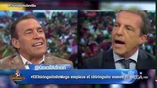 CARA a CARA Paco Buyo - Cristóbal Soria por el SENTIMIENTO del SEVILLISMO