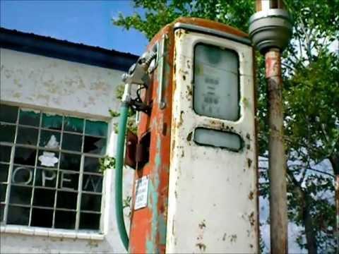 Alan Jackson Little Man (Route 66  Texas)