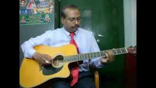 Poo vaasam guitar instrumental by Rajkumar Joseph.M