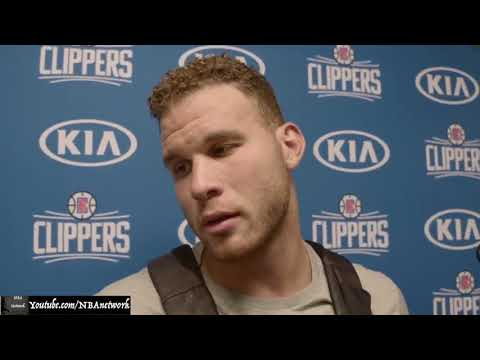 Blake Griffin on this Team - Lot of Trust, Lot of Growth