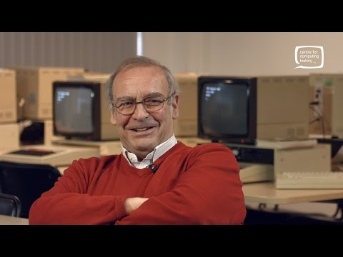 Chris Curry talks about Clive Sinclair, Sinclair Radionics and Acorn Computers