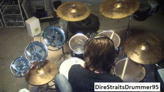 Tord | Metallica - Master Of Puppets live Nimes 2009 Drum Cover