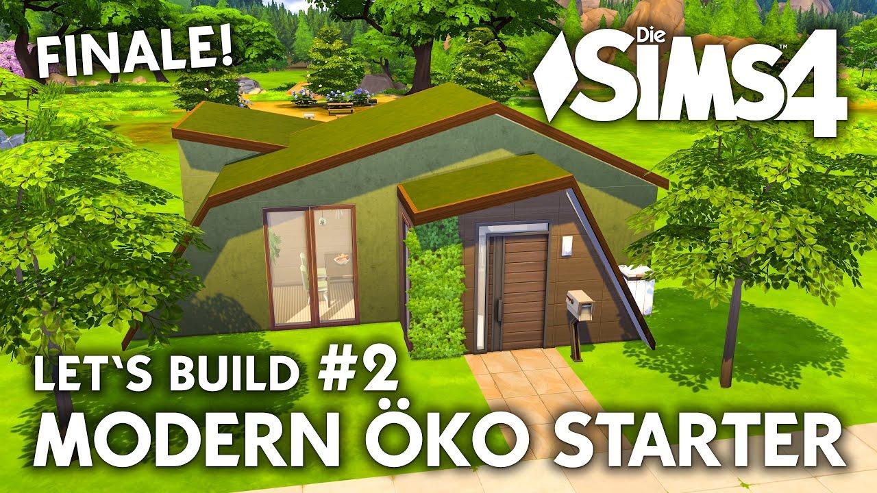 die sims 4 haus bauen | modern Öko starter #2 - let's build, Badezimmer ideen