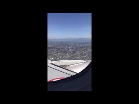 飛行機(Jetstar)離陸&着陸のタイムラプス動画