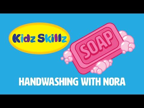 Kidz Skillz: Hand Washing With Magical Molly & Nora!