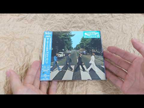 [Unboxing] The Beatles: Abbey Road [SHM-CD] [Regular Edition]