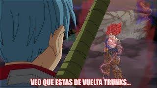 OFICIAL!! EL TORNEO LLEGA A SU FIN - TRUNKS APARECE EN NUEVA SAGA? - DRAGON BALL SUPER