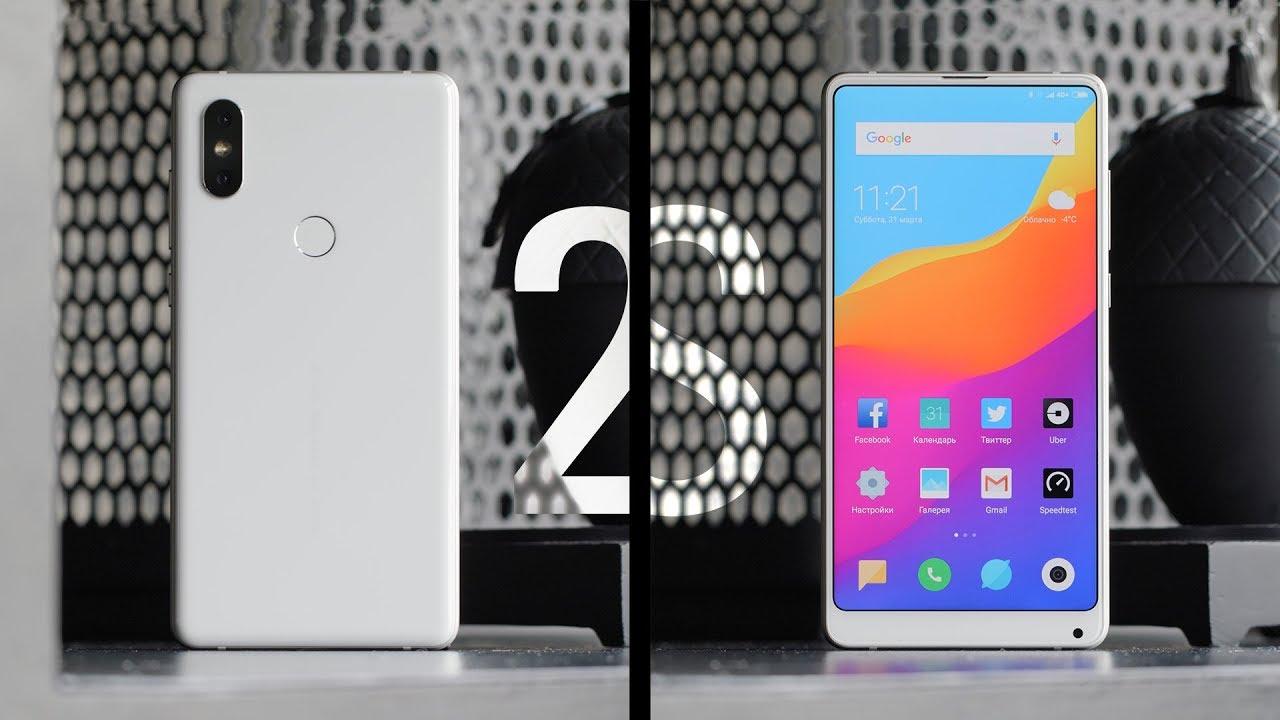 Review of Xiaomi Mi MIX 2S