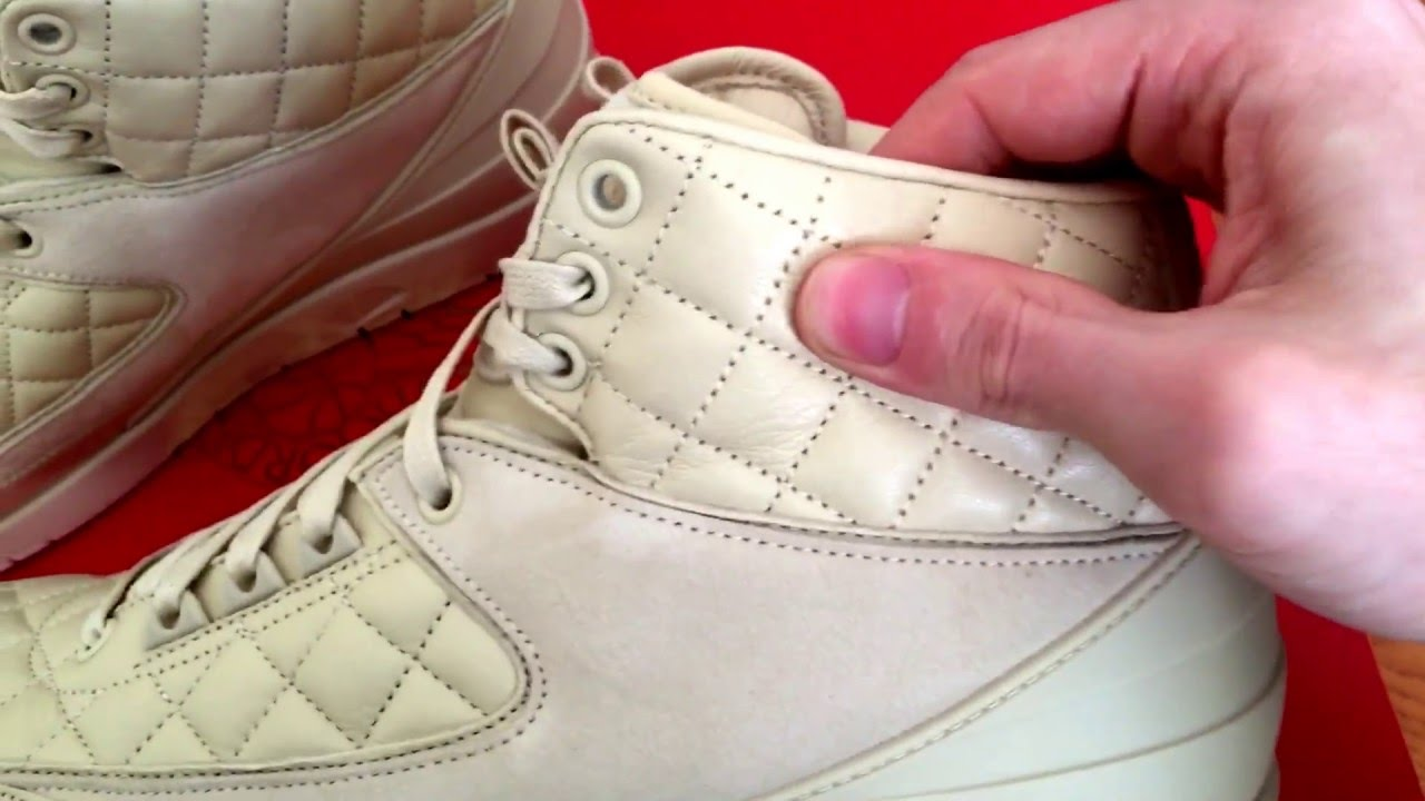 c9ccf541be7822 Kick Review   Unboxing  Air Jordan 2 Retro Just Don x Don C (Beach Colorway)
