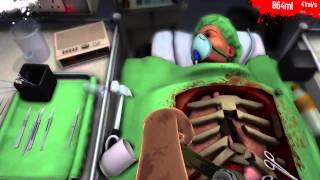 Let's Play Surgeon Simulator 2013