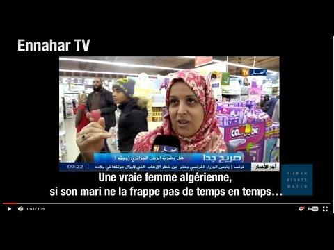 Mettre fin aux violences domestiques en Algérie