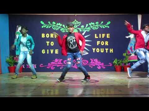 Ruba Ruba dance, Don Bosco Ongole