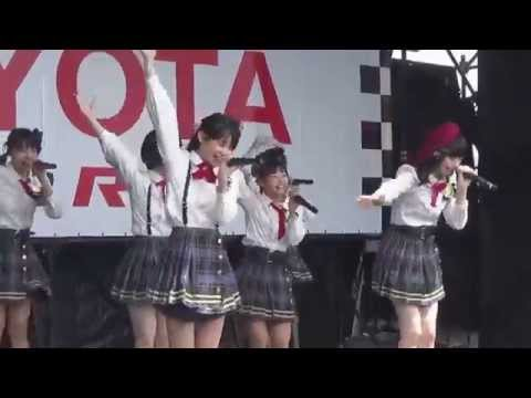 2015/07/19 2回目 富士スピードウェイ AKB48 team8「会いたかった」(服部有菜  推カメラ)