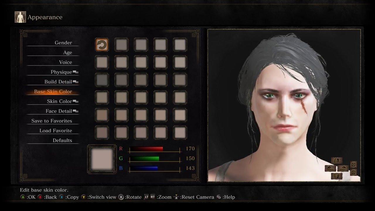 Dark Souls  Ciri Build