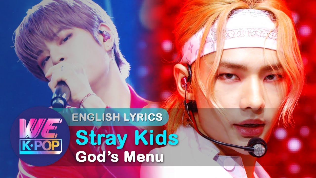 [ENG] Stray Kids(스트레이키즈) - God's menu(神메뉴) [Music Bank / 2020.07.03]