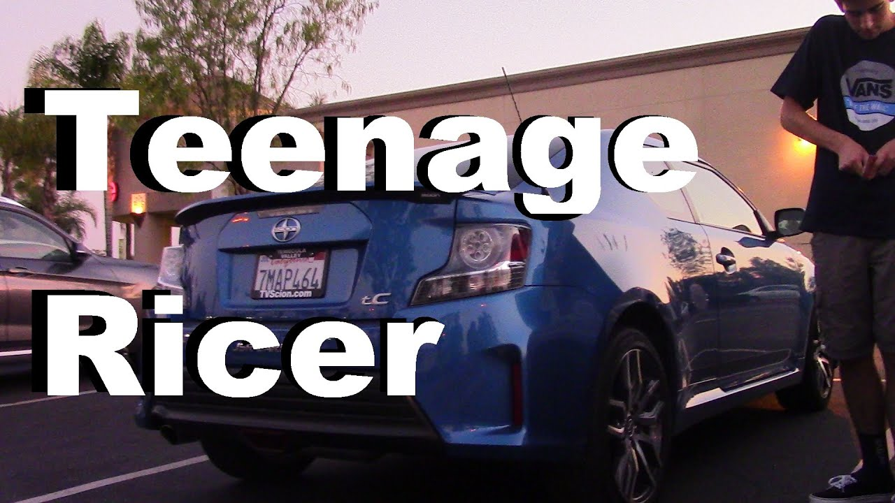 Teenage Ricer Vlogs - Breaking into the tC and Top Speed Run! - YouTube