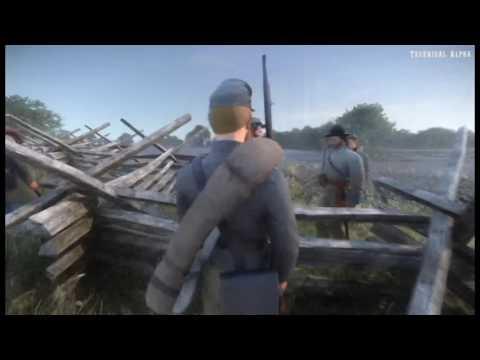 Confederate Drill Camp - Exploration