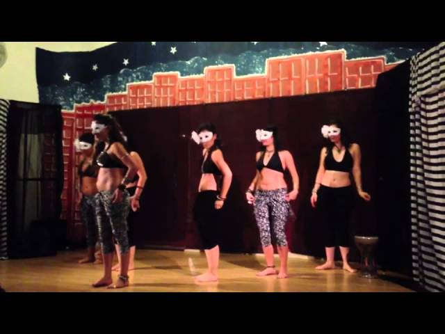 My Trupe Malak's Tribal Co #dance #tribal fusion #academy #studio #haflartt #bellydance #jemalak Travel Video