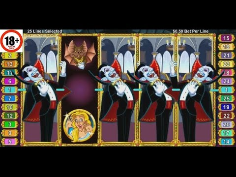 Count Spectacular Slot   ALL FEATURES + BIG WIN   RTG