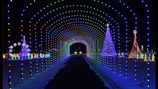 These Epic Holiday Light Shows Are a Must-See | Find Your Happy